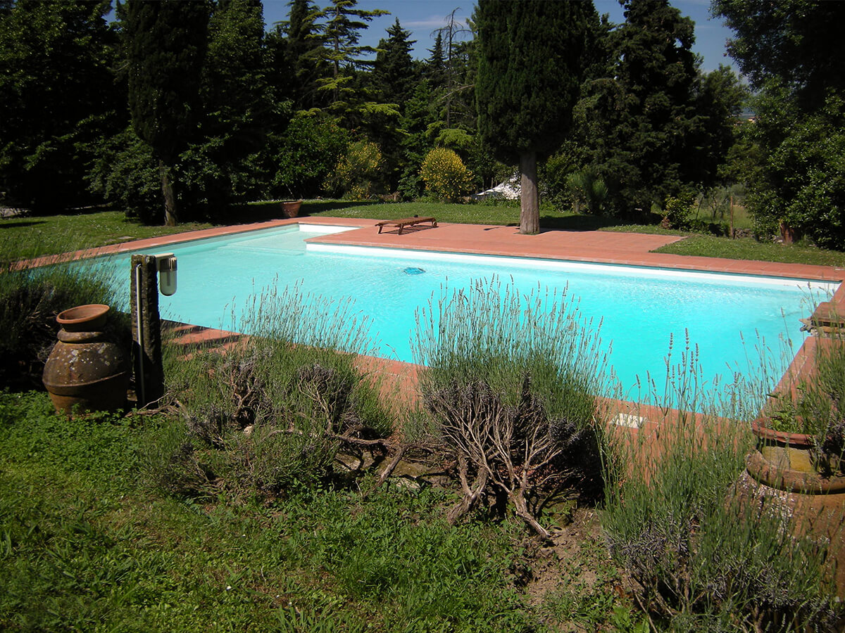 piscina interrata Costaglia