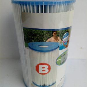 Cartuccia di carta per filtro piscina - Tipo B